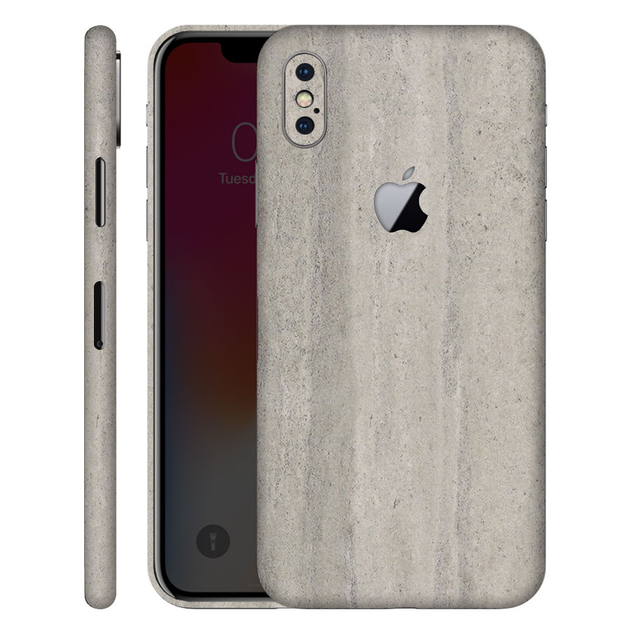 reputable site d6a89 c7846 iPhone X Stone Skins